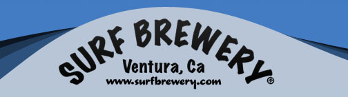 Logo of surf brewery