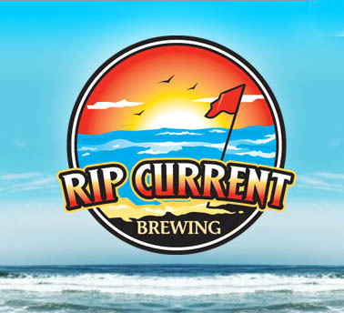Logo Of Rip Current Brewing