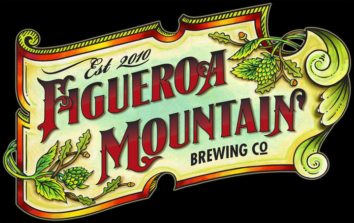 Logo of figueroa mountain brewery